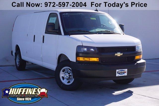 2021 Chevrolet Express 2500 4x2, Empty Cargo Van #21CF0142 - photo 1