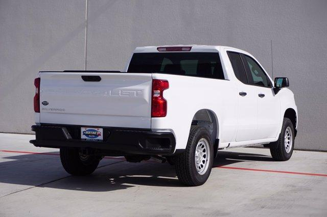 2021 Chevrolet Silverado 1500 Double Cab 4x2, Pickup #21CF0171 - photo 1