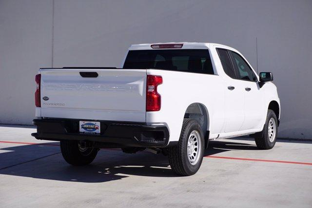 2021 Chevrolet Silverado 1500 Double Cab 4x2, Pickup #21CF0176 - photo 1
