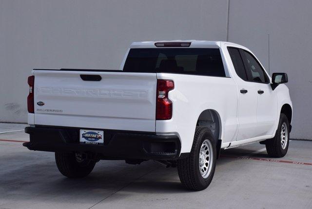 2021 Chevrolet Silverado 1500 Double Cab 4x2, Pickup #21CF0185 - photo 2