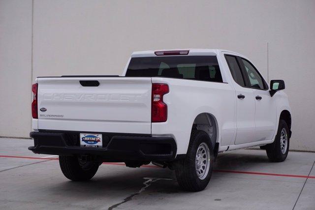 2021 Chevrolet Silverado 1500 Double Cab 4x2, Pickup #21CF0189 - photo 1