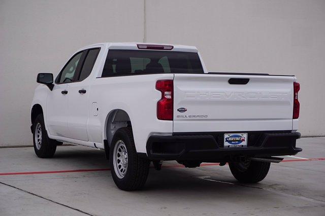 2021 Chevrolet Silverado 1500 Double Cab 4x2, Pickup #21CF0190 - photo 2
