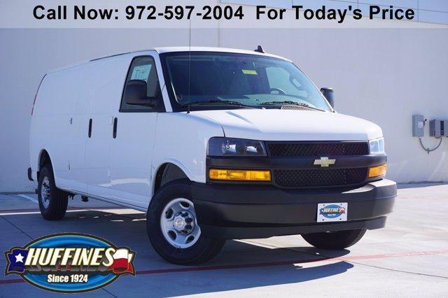 2021 Chevrolet Express 2500 4x2, Empty Cargo Van #21CF0225 - photo 1