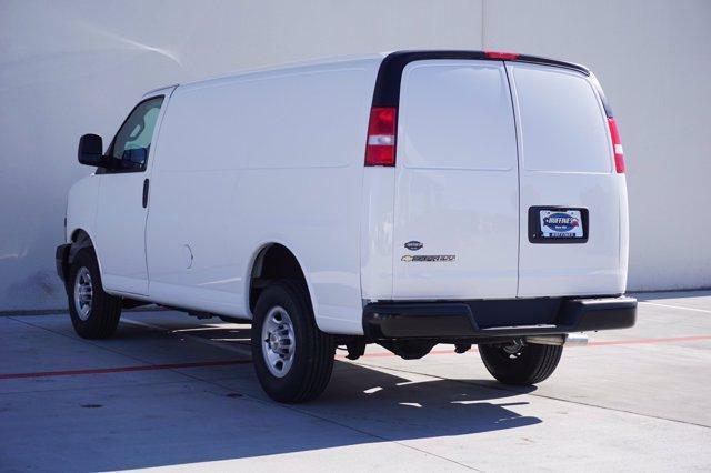2021 Chevrolet Express 2500 4x2, Empty Cargo Van #21CF0263 - photo 4