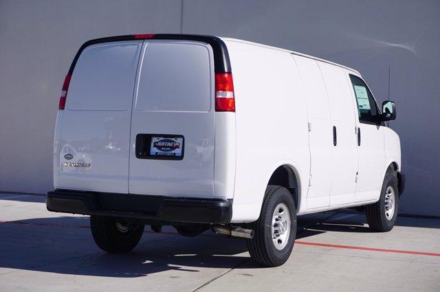 2021 Chevrolet Express 2500 4x2, Empty Cargo Van #21CF0263 - photo 5