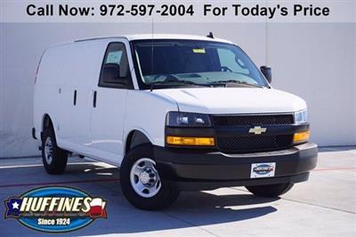2021 Chevrolet Express 2500 4x2, Empty Cargo Van #21CF0263 - photo 1