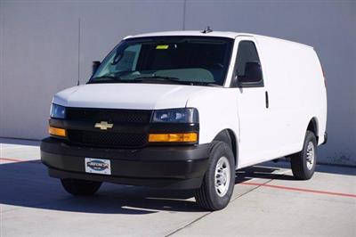 2021 Chevrolet Express 2500 4x2, Empty Cargo Van #21CF0263 - photo 3