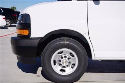 2021 Chevrolet Express 2500 4x2, Empty Cargo Van #21CF0263 - photo 6