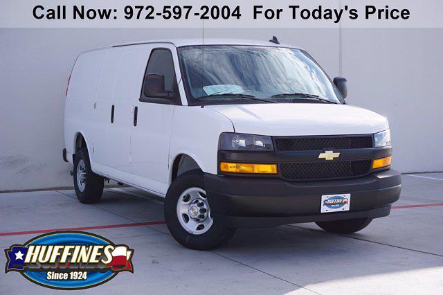 2021 Chevrolet Express 2500 4x2, Empty Cargo Van #21CF0274 - photo 1