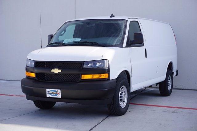 2021 Chevrolet Express 2500 4x2, Empty Cargo Van #21CF0274 - photo 3