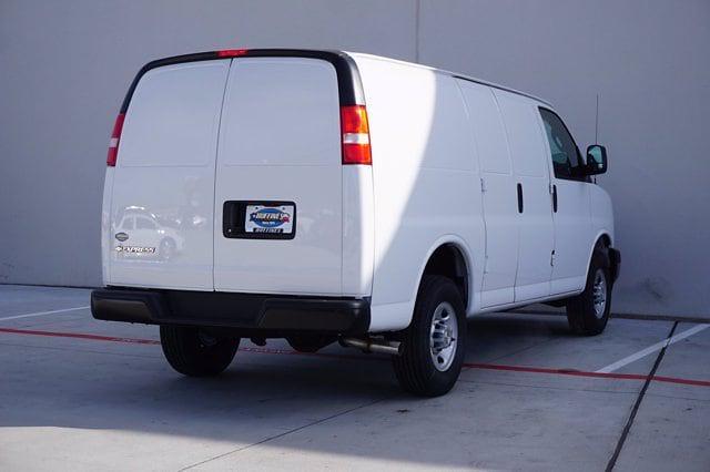 2021 Chevrolet Express 2500 4x2, Empty Cargo Van #21CF0274 - photo 5