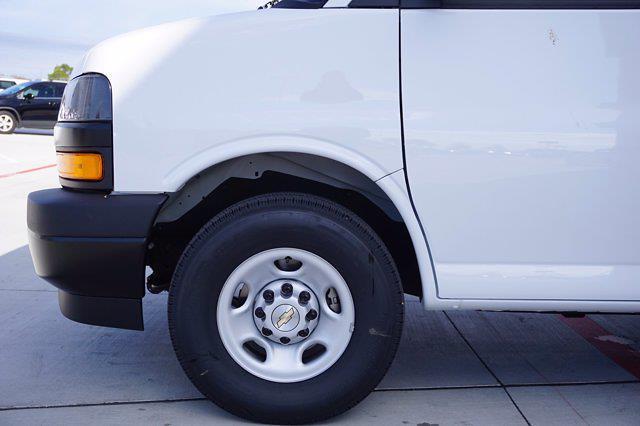 2021 Chevrolet Express 2500 4x2, Empty Cargo Van #21CF0274 - photo 6