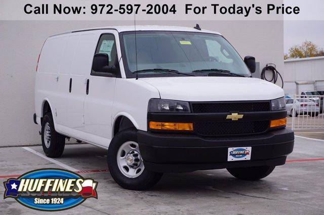 2021 Chevrolet Express 2500 4x2, Empty Cargo Van #21CF0277 - photo 1