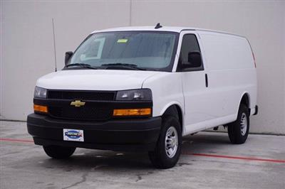 2021 Chevrolet Express 2500 4x2, Empty Cargo Van #21CF0277 - photo 3