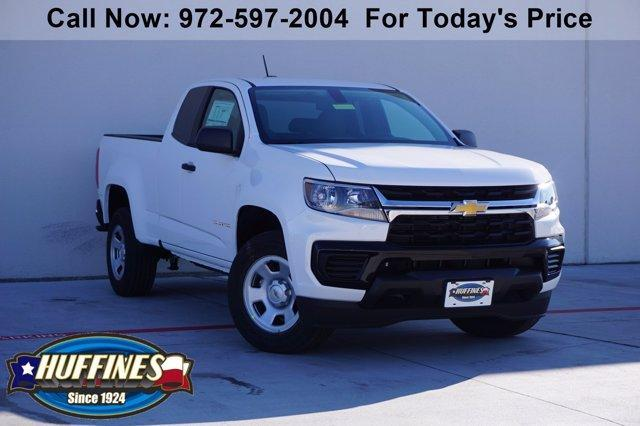 2021 Chevrolet Colorado Extended Cab 4x2, Pickup #21CF0284 - photo 1