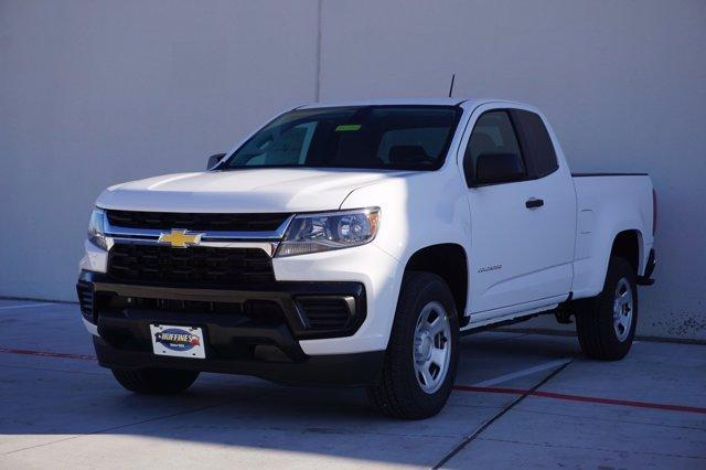 2021 Chevrolet Colorado Extended Cab 4x2, Pickup #21CF0284 - photo 3