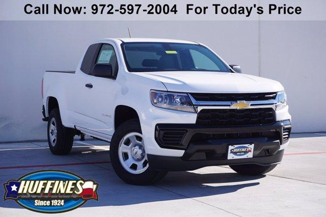 2021 Chevrolet Colorado Extended Cab 4x2, Pickup #21CF0291 - photo 1