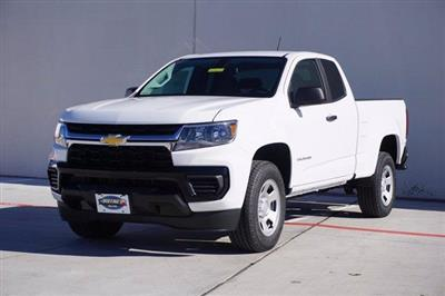 2021 Chevrolet Colorado Extended Cab 4x2, Pickup #21CF0291 - photo 3