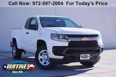 2021 Chevrolet Colorado Extended Cab 4x2, Pickup #21CF0292 - photo 1