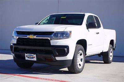2021 Chevrolet Colorado Extended Cab 4x2, Pickup #21CF0292 - photo 3