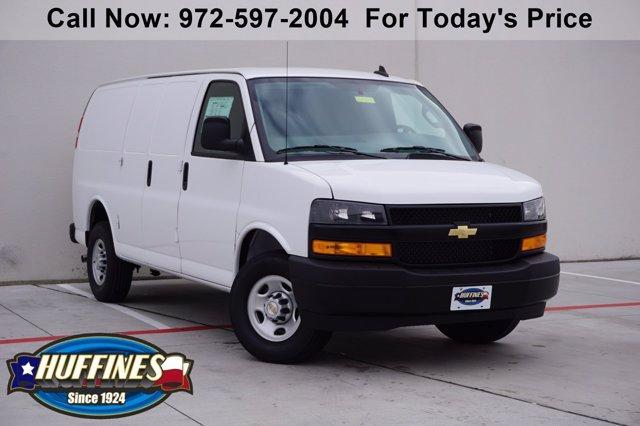 2021 Chevrolet Express 2500 4x2, Upfitted Cargo Van #21CF0301 - photo 1