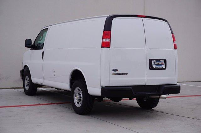 2021 Chevrolet Express 2500 4x2, Upfitted Cargo Van #21CF0301 - photo 4