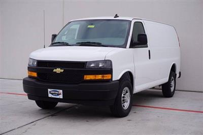 2021 Chevrolet Express 2500 4x2, Upfitted Cargo Van #21CF0301 - photo 3