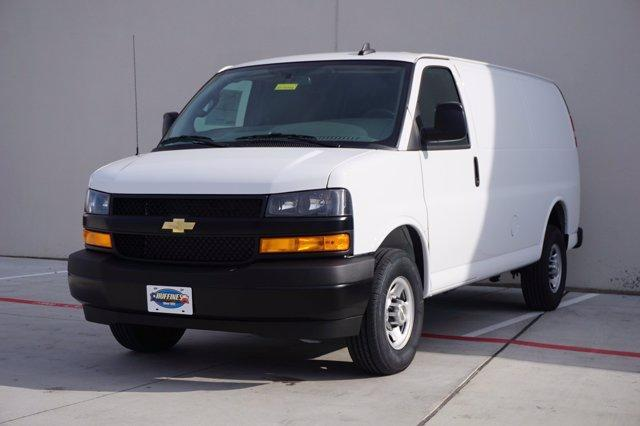 2021 Chevrolet Express 2500 4x2, Empty Cargo Van #21CF0302 - photo 3