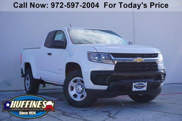 2021 Chevrolet Colorado Extended Cab 4x2, Pickup #21CF0305 - photo 1