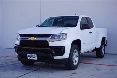 2021 Chevrolet Colorado Extended Cab 4x2, Pickup #21CF0305 - photo 3