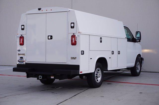 2021 Chevrolet Express 3500 4x2, Knapheide Service Utility Van #21CF0382 - photo 1
