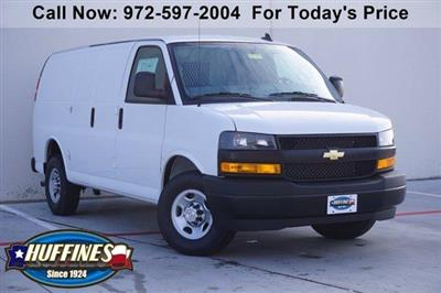 2021 Chevrolet Express 2500 4x2, Weather Guard Upfitted Cargo Van #21CF0384 - photo 1