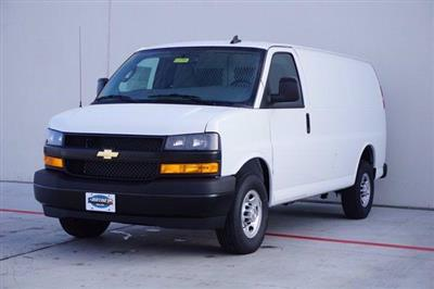 2021 Chevrolet Express 2500 4x2, Weather Guard Upfitted Cargo Van #21CF0384 - photo 3