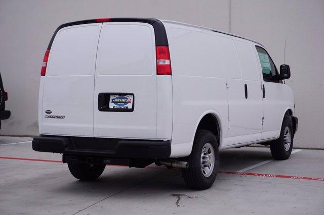 2021 Chevrolet Express 3500 4x2, Empty Cargo Van #21CF0416 - photo 5