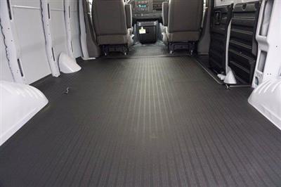 2021 Chevrolet Express 3500 4x2, Empty Cargo Van #21CF0416 - photo 2