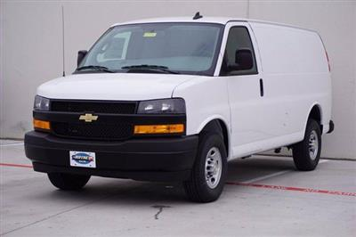 2021 Chevrolet Express 3500 4x2, Empty Cargo Van #21CF0416 - photo 3