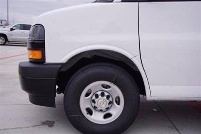 2021 Chevrolet Express 3500 4x2, Empty Cargo Van #21CF0416 - photo 6