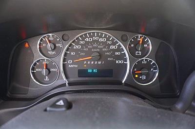 2021 Chevrolet Express 3500 DRW 4x2, Morgan Parcel Aluminum Cutaway Van #21CF0436 - photo 12