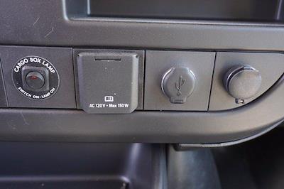 2021 Chevrolet Express 3500 DRW 4x2, Morgan Parcel Aluminum Cutaway Van #21CF0436 - photo 16