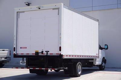 2021 Chevrolet Express 3500 DRW 4x2, Morgan Parcel Aluminum Cutaway Van #21CF0436 - photo 2