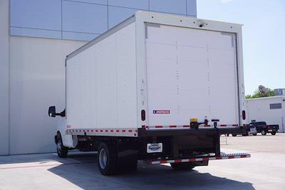2021 Chevrolet Express 3500 DRW 4x2, Morgan Parcel Aluminum Cutaway Van #21CF0436 - photo 4