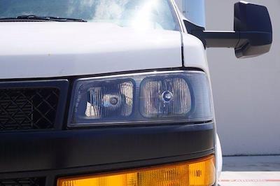 2021 Chevrolet Express 3500 DRW 4x2, Morgan Parcel Aluminum Cutaway Van #21CF0436 - photo 6