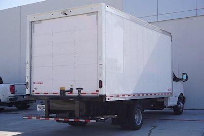 2021 Chevrolet Express 3500 DRW 4x2, Morgan Parcel Aluminum Cutaway Van #21CF0438 - photo 2