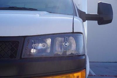 2021 Chevrolet Express 3500 DRW 4x2, Morgan Parcel Aluminum Cutaway Van #21CF0438 - photo 6