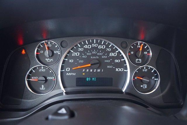 2021 Chevrolet Express 3500 DRW 4x2, Morgan Parcel Aluminum Cutaway Van #21CF0465 - photo 10