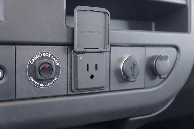 2021 Chevrolet Express 3500 DRW 4x2, Morgan Parcel Aluminum Cutaway Van #21CF0465 - photo 12