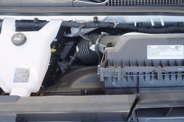 2021 Chevrolet Express 3500 DRW 4x2, Morgan Parcel Aluminum Cutaway Van #21CF0465 - photo 22