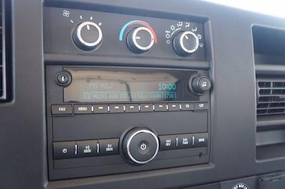 2021 Chevrolet Express 3500 DRW 4x2, Morgan Parcel Aluminum Cutaway Van #21CF0465 - photo 11