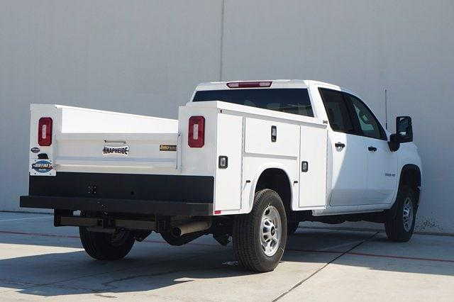 2021 Chevrolet Silverado 2500 Crew Cab 4x2, Knapheide Steel Service Body #21CF0477 - photo 2