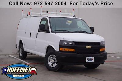 2021 Chevrolet Express 2500 4x2, Kargo Master Upfitted Cargo Van #21CF0496 - photo 1